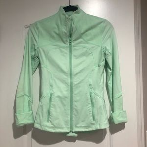 Lululemon Mint Jacket